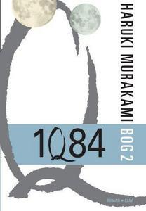 1Q84. Bog 2 cover