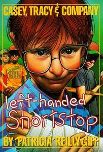 Left-Handed Shortstop cover