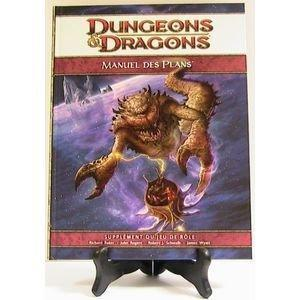 Play Factory - Dungeons & Dragons 4.0 : Manuel des Plans cover