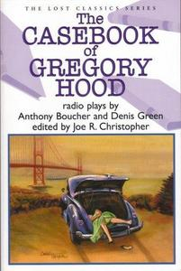 The Casebook of Gregory Hood cover