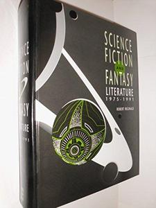 Science Fiction and Fantasy Literature cover