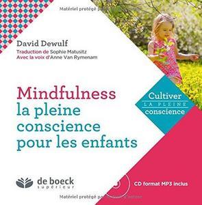 Mindfulness : la pleine conscience pour les enfants cover