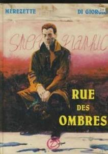 Rue des ombres cover