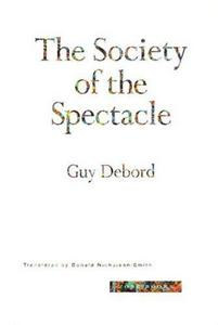 The Society of the Spectacle cover
