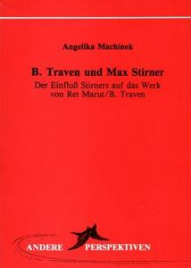 B. Traven und Max Stirner cover