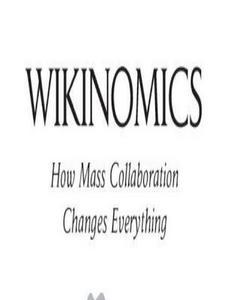 Wikinomics cover