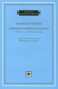 Commentaries on Plato cover