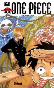 One Piece, tome 7 cover
