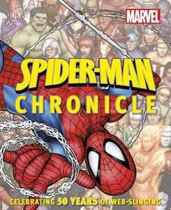 Spider-Man Chronicle cover
