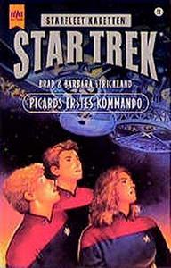 Picards erstes Kommando cover