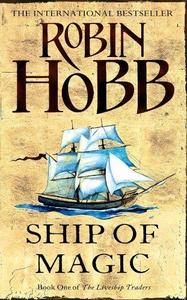 Ship of Magic (Liveship Traders, #1) cover