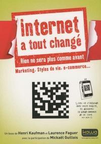 Internet a tout changé cover
