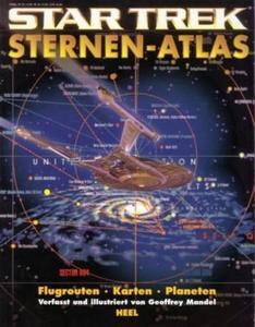 Star Trek – Sternen-Atlas cover