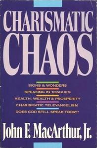 Charismatic chaos cover