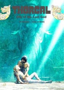 City of the Lost God cover