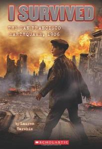 I Survived the San Francisco Earthquake, 1906 cover