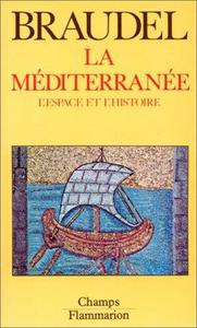 La méditerranée. Tome I. L