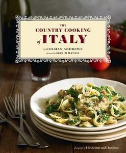 Country Cooking of Italy cover