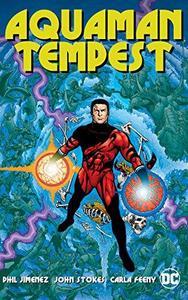 Aquaman: Tempest cover