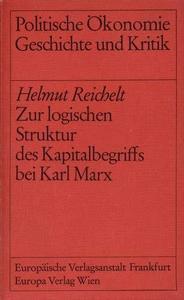 Zur logischen Struktur des Kapitalbegriffs bei Karl Marx cover