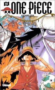 One Piece, tome 10 cover