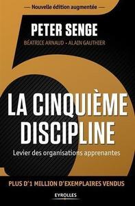La cinquième discipline, Levier des organisations apprenantes cover