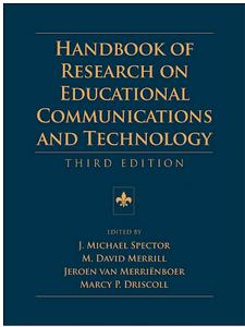 Handbook of Research on Educational Communications and Technology cover