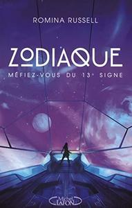 Zodiaque Tome 1 cover