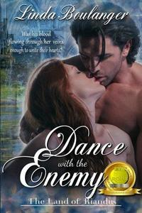 Dance With The Enemy: Large Print Edition cover