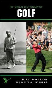 Historical dictionary of golf cover