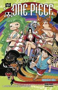 One Piece, Tome 53 cover