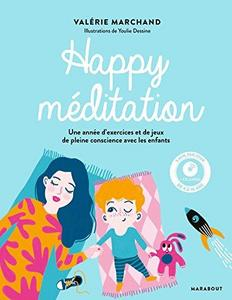 Happy méditation cover