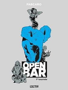 Open Bar - 1re tournée cover