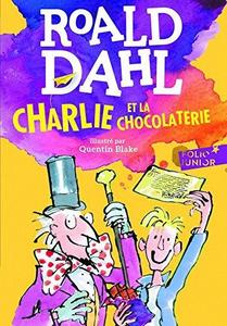 Charlie et la chocolaterie cover