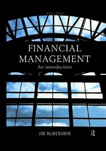 Financial management : an introduction