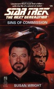 Sins of Commission cover