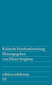 Kritische Friedensforschung cover