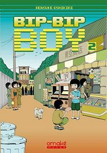 Bip-bip boy Tome 2 cover