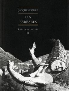 Les barbares cover