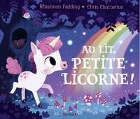 Au lit, petite licorne ! cover