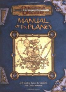 Manual of the Planes cover