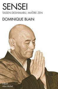 Sensei : Taisen Deshimaru, maître zen cover