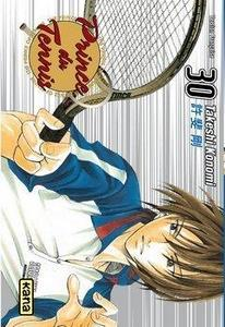 Prince du Tennis - Tome 30 cover