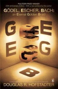 Godel, Escher, Bach cover