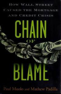 Chain of Blame cover