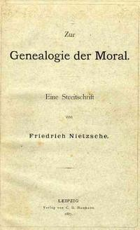 On the Genealogy of Morality cover