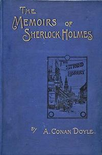 The Memoirs of Sherlock Holmes cover