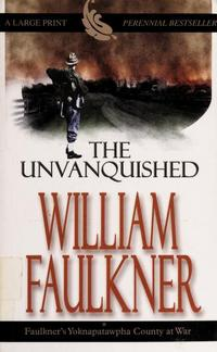 The Unvanquished cover