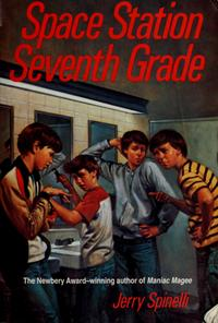 Space Station Seventh Grade cover