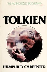 J. R. R. Tolkien: A Biography cover